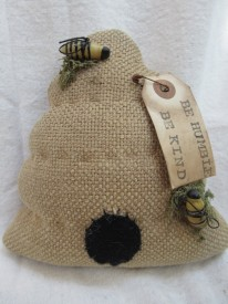 Small Bee Skep