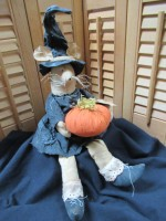 Witch Mouse
