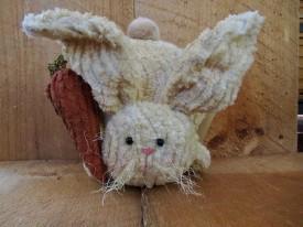 Chenille Bunny