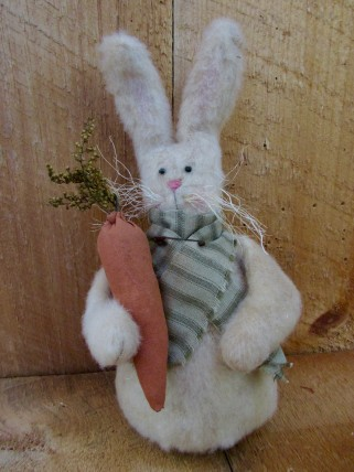 Spring Thyme Bunny