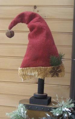 Santa Hat atop a Bobbin